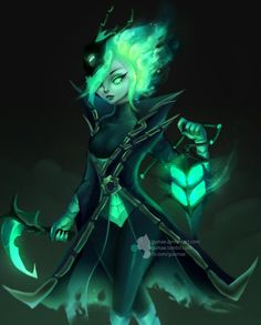 Thresh league of legends