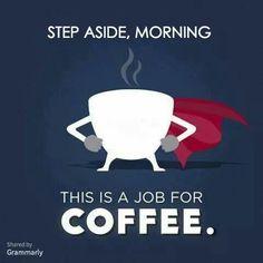 Step aside, morning!