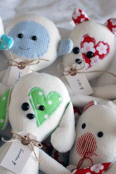 Cute softies!