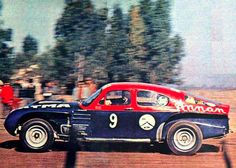 Dante y Torcuato Emiliozzi Ford Sports Car Racing, Race Cars, Ford, Volvo, Grand Prix, Nascar, Rally, The 100, Trucks