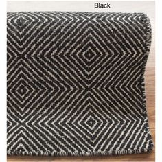 Area Rugs in many styles including Contemporary, Braided, Outdoor and Flokati Shag rugs.Buy Rugs At America's Home Decorating SuperstoreArea Rugs - Rugs USA Sierra Paddle Rug Black Rug - Home Depot, Oyin Handmade, Handmade Crafts, Handmade Rugs, Handmade Jewelry, Sew In Weave, Trellis Pattern, Trellis Rug, Textiles