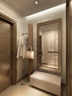 Foyer Design, Home Room Design, Bathroom Interior Design, Living Room Designs, House Design, Home Entrance Decor, Entryway Decor, Diy Bedroom Decor, Dressing Room Design