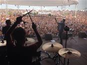 CAS drumview | Tim de Wijk drummer van Nielson tikt af bij CAS via @PIXZEELAND