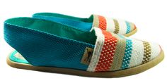 Multi Stripe Women's Espadrilles