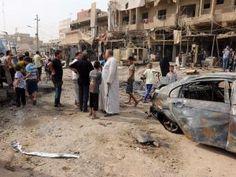 Un attentat suicide fait 25 morts au sud de Bagdad !!! • Hellocoton.fr