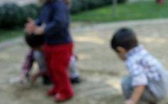 In un cortile di un asilo un bimbo di 4 anni si ferisce con una siringa #roma #sicurezza #asili #bambini