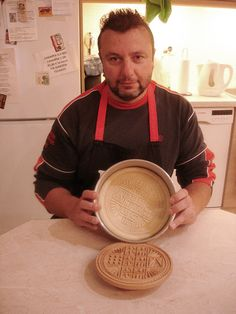 @Chef Alexios Nikoloutsopoulos: Νέα βελτιωμένη συνταγή για πρόσφορο με σπιτικό προζύμι Blog, Blogging