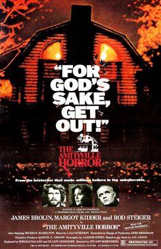 The Amityville Horror (1979)  Director: Stuart Rosenberg  Cast: James Brolin, Margot Kidder, Rod Steiger, Don Stroud, Murray Hamilton