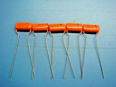 SBE 716P33492L .33uF 330000pF 330nF 200V RADIAL ORANGE DROP CAPACITOR 2