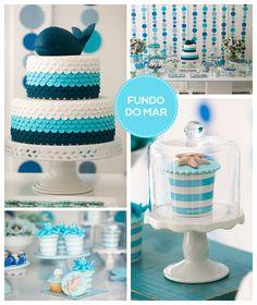 bella_fiore_decoração_festa_infantil_fundo_mar_azul_branco bella_fiore_decor_kids_party_deep_sea_blue_white