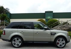2013 Land Rover Range Rover Sport in Ipanema Sand
