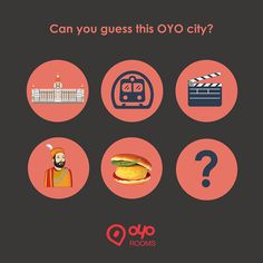Guess this city where we have a wide network of hotels. One lucky winner stands to win an #OYORooms discount voucher worth Rs 500! #OYOquiz  #HarJagahOYO