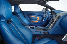 Aston Martin arrives at the 84th Geneva International Motor Show with its most compelling bespoke sports car creations to date, courtesy of its i
