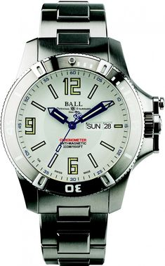 Ball Watch   Engineer Hydrocarbon Spacemaster - Model DM2036A-SCAJ-WH