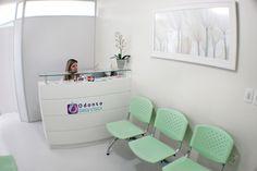 Resultado de imagem para consultorios odontologicos recepcoes