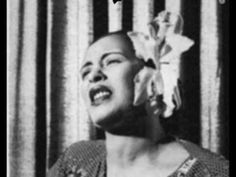 """Billie Holiday topped list of the greatest jazz vocal songs with """"Strange Fruit."""" //Via The Mix: 50 Great Jazz Vocals Billie Holiday, Jazz Blues, Blues Music, Everything Happens To Me, Lady Sings The Blues, Legendary Singers, Jazz Musicians, Musical, Ladies Day"""