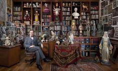 Mark Ryden inspiration for home office