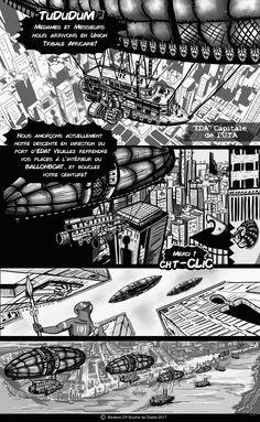 Sourire de Diable-Webcomic planche 9