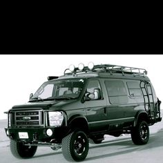 I would totally chase tornados in this thing. (But who would edit the video after I'm dead?)