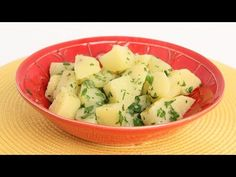 Italian - No Mayonaisse - Potato Salad - Italian Cook Laura Vitale - EverybodyLovesItalian.com