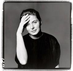 Ingrid Bergman, 1961. Richard Avedon