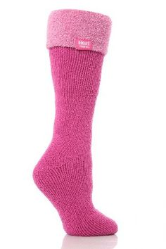 Heat Holders Ladies 1 Pair SockShop Wellington Boot Heat Only the originals will do! With a soft, cute tufted foldover cuff, this pair of extra long ladies Heat Holders thermal socks will add an element of style to Wellingtons - or any long boot! The warml http://www.MightGet.com/april-2017-2/heat-holders-ladies-1-pair-sockshop-wellington-boot-heat.asp