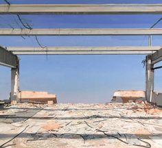 """MEDALLA DE HONOR. Jorge Gallego García  """"Final y principio"""".Oleo sobre lino. 194x179cm. Bmw, Artworks, Pintura, Door Prizes"""