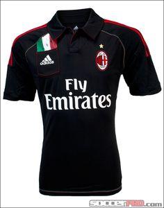 3c6c5966b40 AC Milan Jerseys - SoccerPro.com