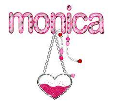 ~the name monica images   Monica name graphics