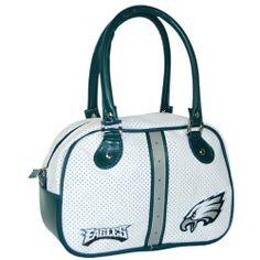 NFL Philadelphia Eagles Ethel Bowler, White by Northwest. $24.65. Concept One NFL Philadelphia Eagles Ethel Bowler, White