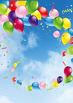 Happy Birthday Clip Art, Happy Birthday Greetings Friends, Birthday Photo Frame, Birthday Clips, Happy Birthday Wallpaper, Birthday Frames, Happy Birthday Images, Birthday Photos, Birthday Wishes