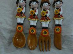 Adornos de ceramica para cocina cer mica pinterest for Decoracion en ceramica artesanal