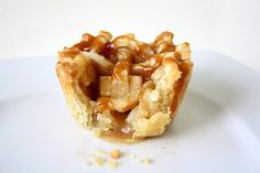 Mini Caramel Apple Pies#Repin By:Pinterest++ for iPad#