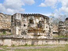 Mayapan Mayan Ruins - how far are these from downtown Merida?
