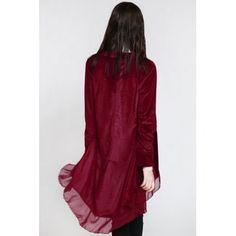 Dress Lily - Swing Velvet (b)