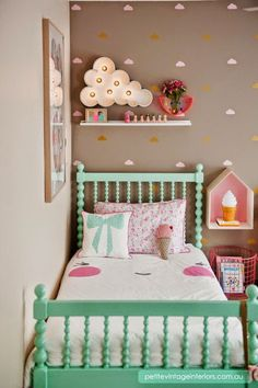 the boo and the boy: themed rooms