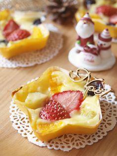 Fruit gratin @ Rakut