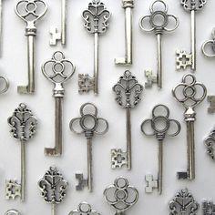 Image result for traditional skeleton key