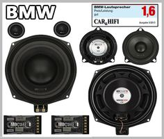 BMW 5 Series saloon 2003 - 2010 car speakers upgrade best speakers in test in the German Car hifi magazine test winner boost your car stereo sound Bmw Compact, Bmw E60, Best Speakers, Bmw 3 Series, Audio System, Car Audio, Touring, Front Doors, Loudspeaker