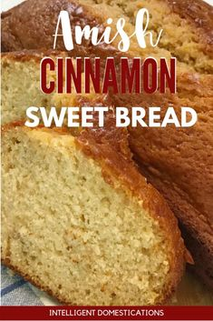 Easy recipe for making Amish Friendship Bread from scratch using the starter. Re Easy recipe for making Amish Friendship Bread from scratch using the starter. Amish Friendship Bread, Cinnamon Bread, Pumpkin Bread, Candy Recipes, Holiday Recipes, Dessert Recipes, Cookie Recipes, Muffin Recipes, Recipes