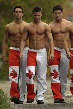Finally some sexy Canadian men! Hot Men, Canadian Men, Thing 1, Raining Men, Muscle Men, Male Body, Male Beauty, Cute Guys, Sexy Guys