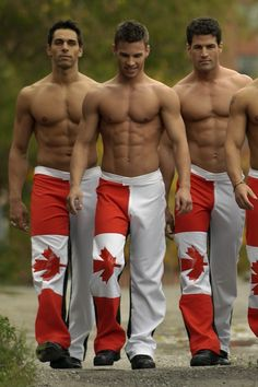 Oh Canada, oh Canada, how much I love thee!