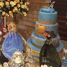 Cinderella Theme, Cinderella Birthday, Cinderella Princess, Festa Party, Party Themes, Party Ideas, Birthday Cake, Holiday, Kids
