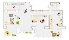 Imagen 15 de 17 de la galería de Casa MJE (pequeñas grandes casas #2) / PKMN architectures. Planta Piso (opción B)