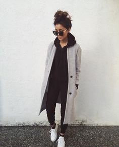 winter outfits for going out & winter outfits . winter outfits for work . winter outfits for school . winter outfits for going out . Casual Winter Outfits, Winter Outfits Women, Fall Outfits, Winter Layering Outfits, Outfit Winter, Winter Dresses, Dress Winter, Winter Outfits 2019, Winter 2017