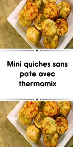 mini quiches without dough with thermomix easily make quiches at home with the thermomix it is possible with this recipe. mini quiches without dough with thermomix easily make quiches at home with the thermomix it is possible with this recipe. Mini Quiches, Mini Quiche Sans Pate, Flat Belly Diet, Ketogenic Diet For Beginners, Pasta, Vegan Breakfast Recipes, Group Meals, Recipes For Beginners, Low Carb Diet