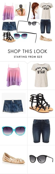 """""""Trip to Haiti 🇭🇹"""" by sfeeley ❤ liked on Polyvore featuring Maison Scotch, J.Crew, Mystique, Silver Jeans Co., Miss Selfridge and Tom Ford"""