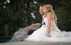 PMD Photography - wedding photo taken in Langley, BC