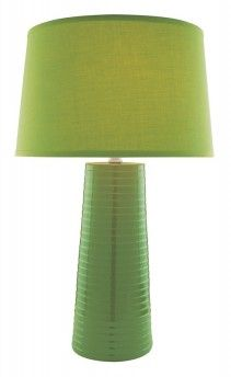 digging this lamp too - maybe a bit too modern but I love the color