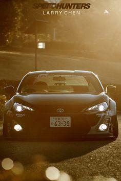 Toyota GT86 @ SpeedHunters.